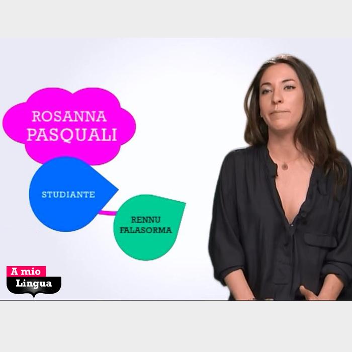 A mio Lingua cù Rosanna Pasquali