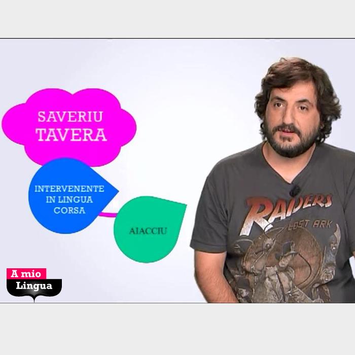 A mio Lingua cù Saveriu Tavera