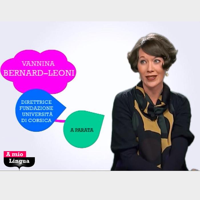 A mio Lingua cù Vannina Bernard-Leoni